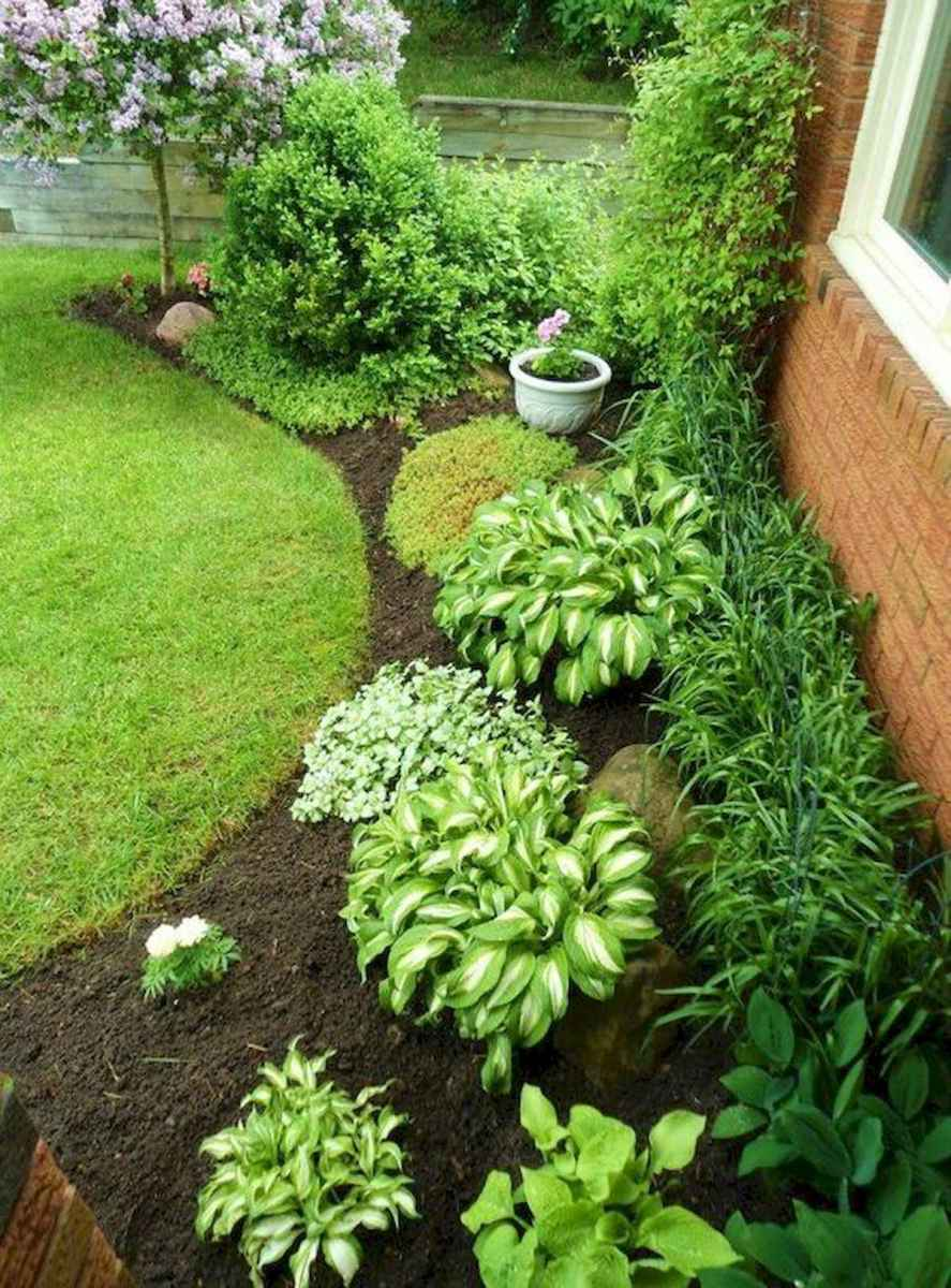 90 Simple and Beautiful Front Yard Landscaping Ideas on A Budget (48)