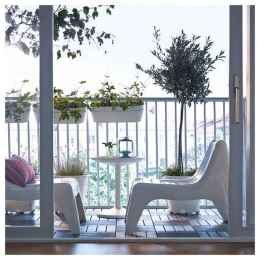 30 Awesome Balcony Garden Design Ideas And Decorations (25)