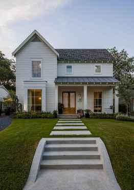 33 Best Modern Farmhouse Exterior Design Ideas (13)