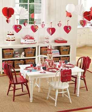 33 Easy DIY Valentines Day Decor Ideas (60)