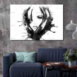 30 Best Art Living Room Decor (5)