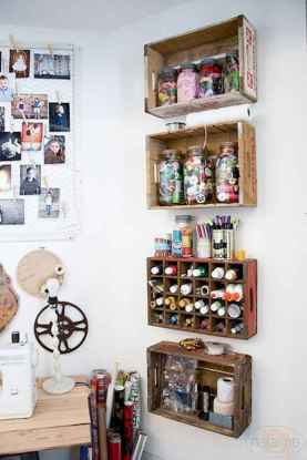 30 Best Art Room And Craft Room Organization Decor (25)