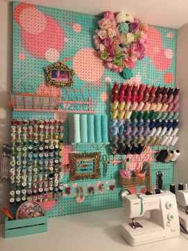 30 Best Art Room And Craft Room Organization Decor (28)