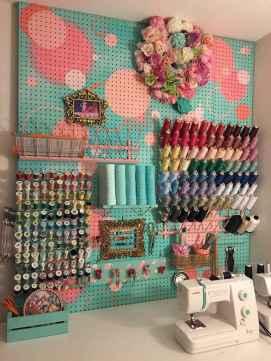 30 Best Art Room And Craft Room Organization Decor (28)