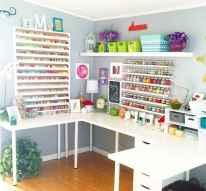 30 Best Art Room And Craft Room Organization Decor (3)