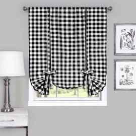 30 Best Farmhouse Curtains Decor (12)