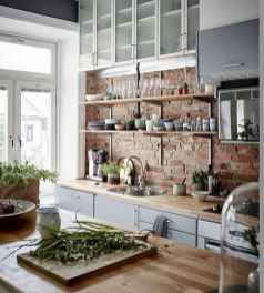 30 Best Farmhouse Kitchen Cabinets Design (20)