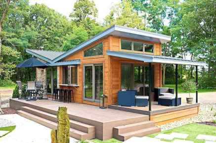 40 Stunning Log Cabin Homes Plans One Story Design Ideas (20)