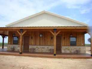 40 Stunning Log Cabin Homes Plans One Story Design Ideas (4)