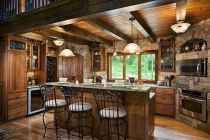 50 Incredible Log Cabin Homes Modern Design Ideas (10)