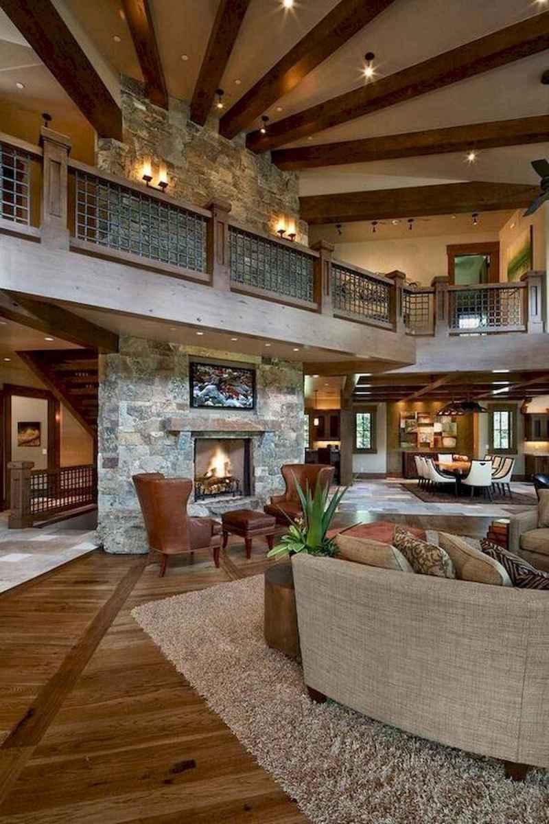 50 Incredible Log Cabin Homes Modern Design Ideas (4)