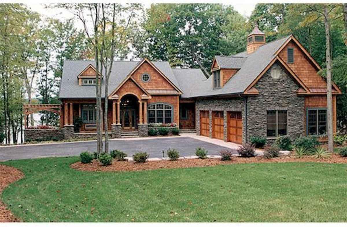 75 Great Log Cabin Homes Plans Design Ideas (23)