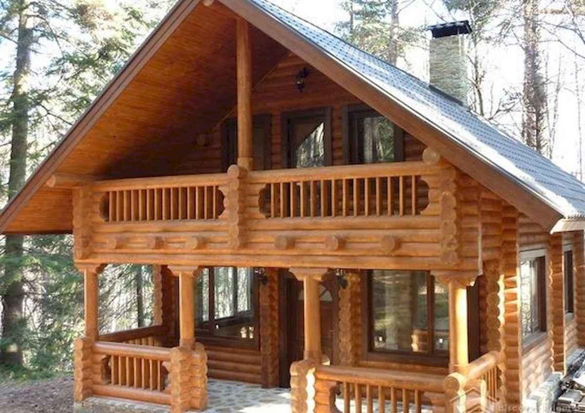 75 Great Log Cabin Homes Plans Design Ideas (37)