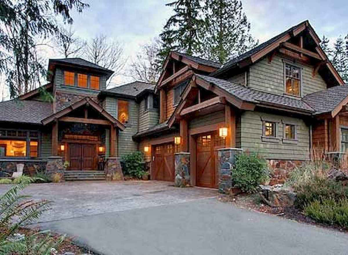 75 Great Log Cabin Homes Plans Design Ideas (39)