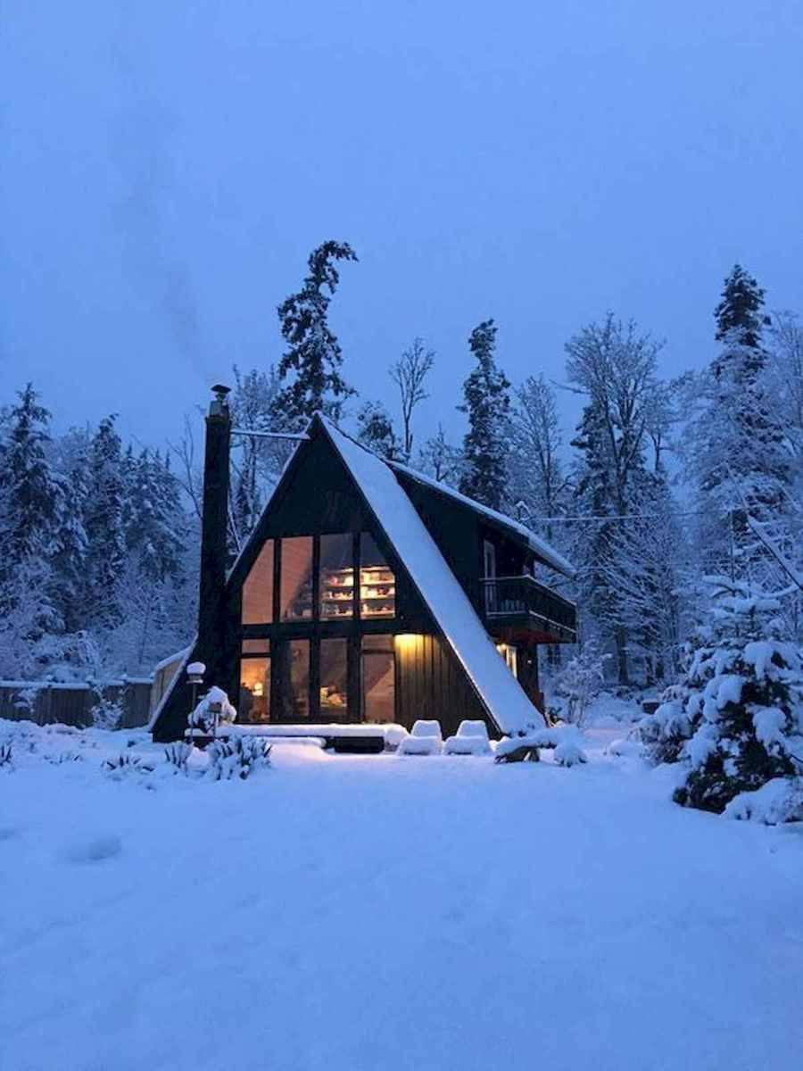 75 Great Log Cabin Homes Plans Design Ideas (44)