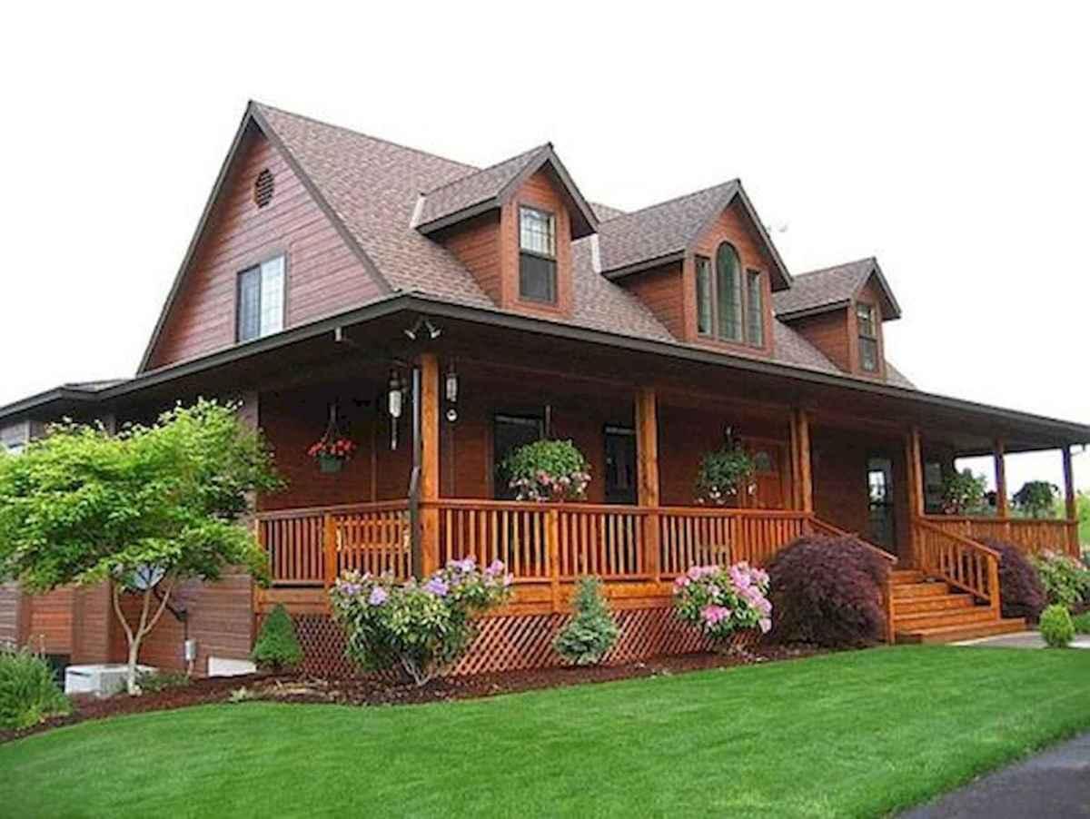75 Great Log Cabin Homes Plans Design Ideas (57)