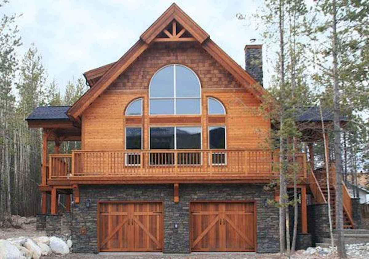 75 Great Log Cabin Homes Plans Design Ideas (66)