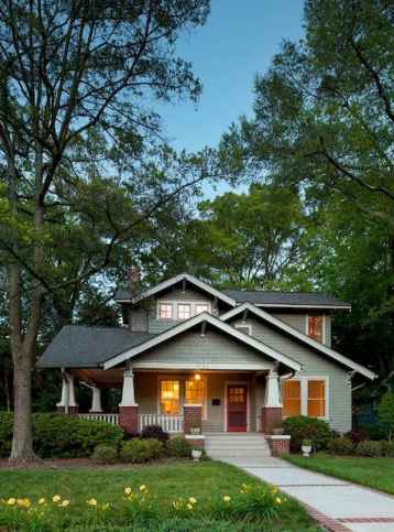 40 Amazing Craftsman Style Homes Design Ideas (33)
