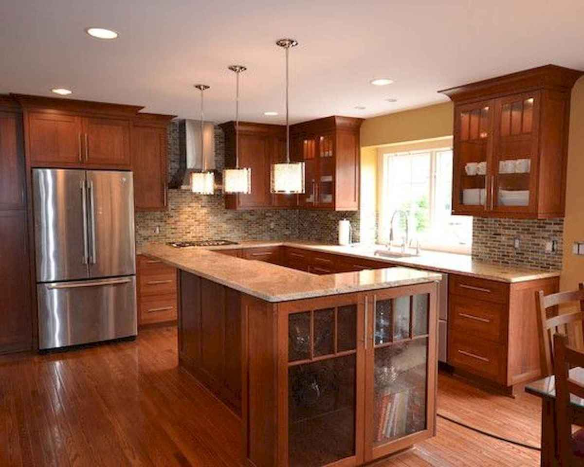 40 Awesome Craftsman Style Kitchen Design Ideas (32)