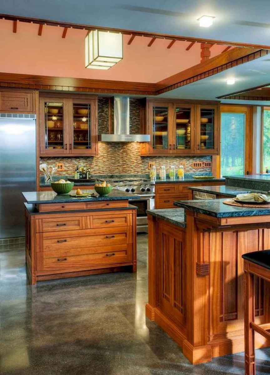 40 Awesome Craftsman Style Kitchen Design Ideas (8)