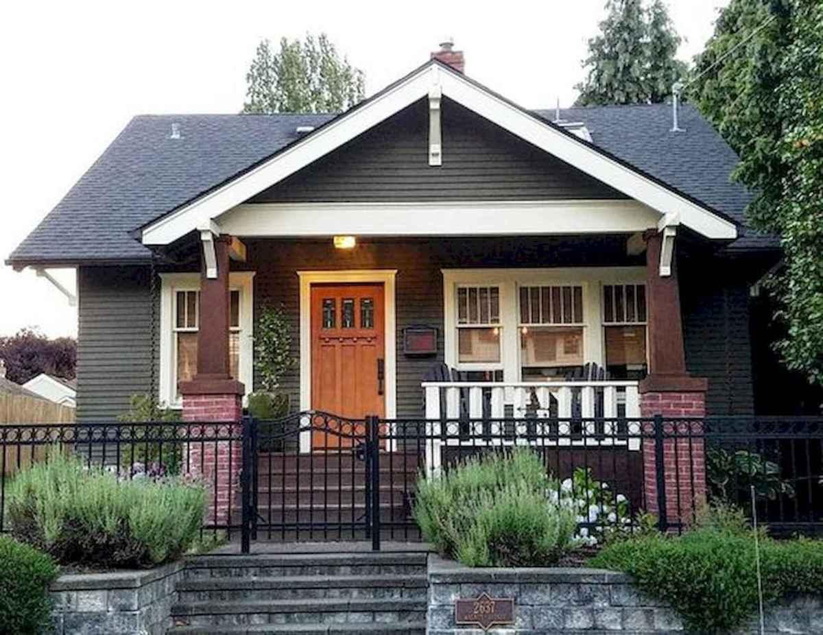40 Best Bungalow Homes Design Ideas (28)
