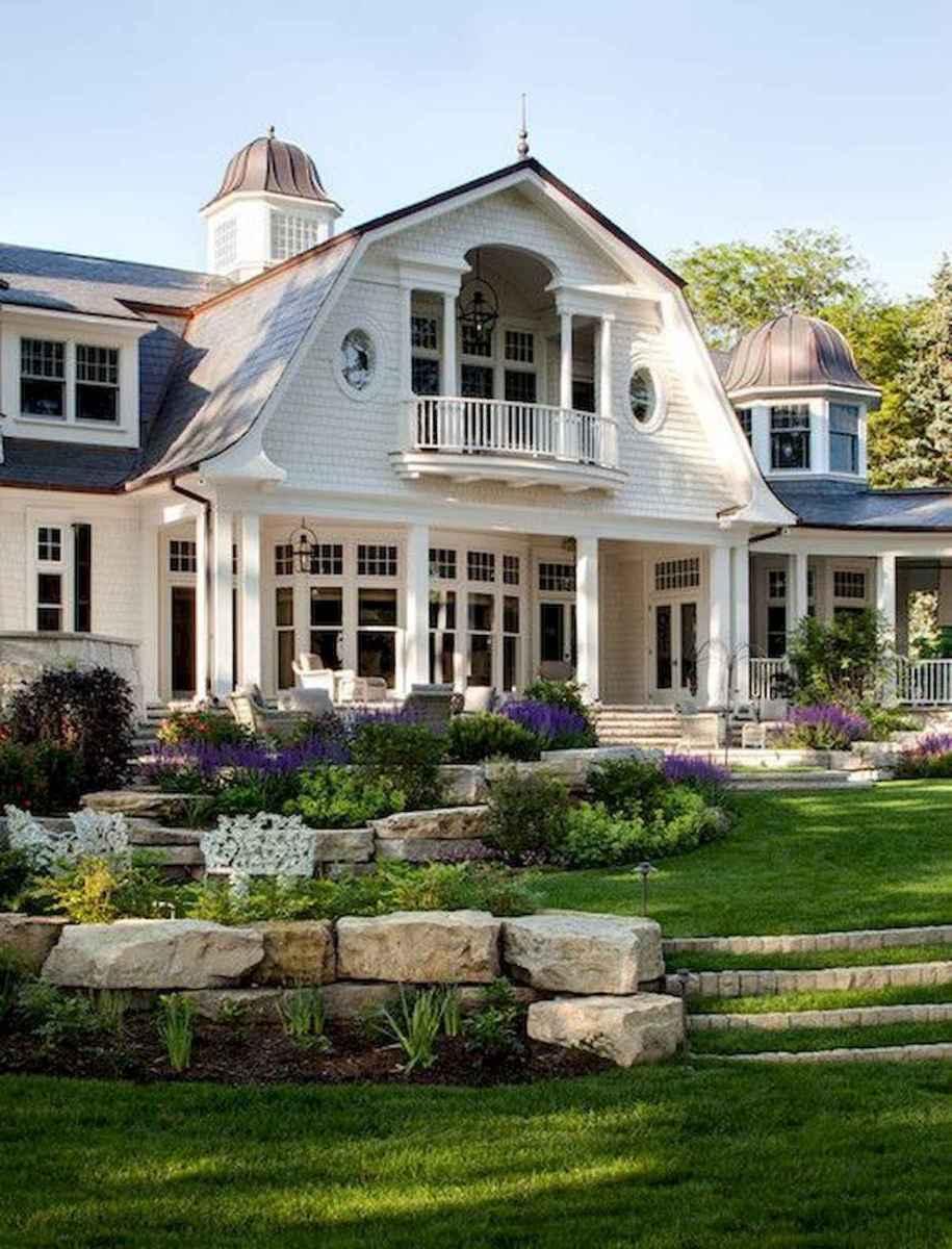 40 Fantastic Dream Home Exterior Design Ideas (1)