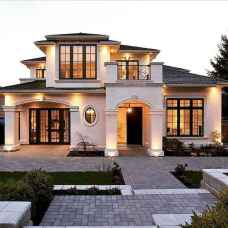 40 Fantastic Dream Home Exterior Design Ideas (13)
