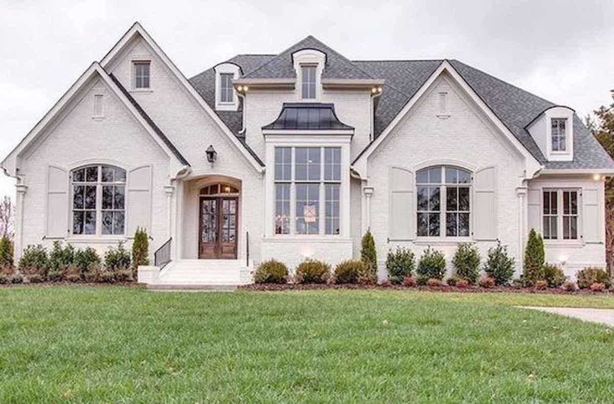 40 Fantastic Dream Home Exterior Design Ideas (32)