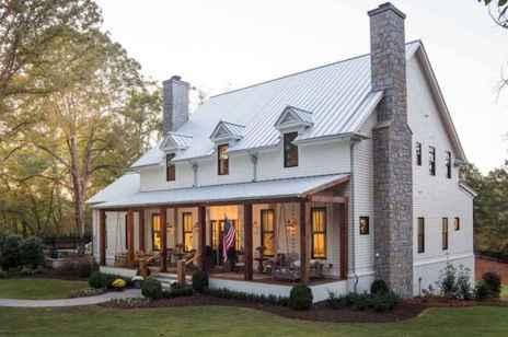 40 Fantastic Dream Home Exterior Design Ideas (35)