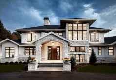 40 Fantastic Dream Home Exterior Design Ideas (5)