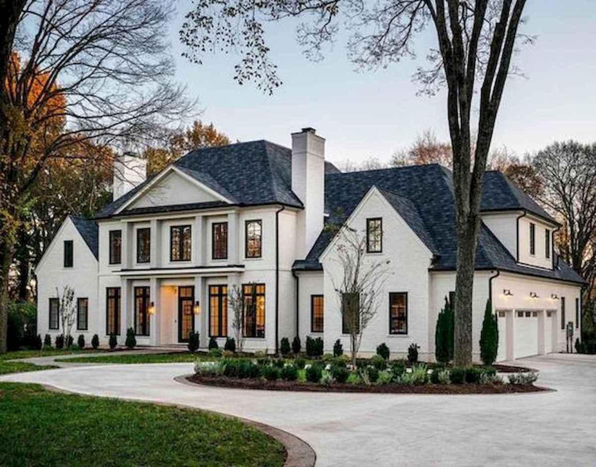 40 Stunning Mansions Luxury Exterior Design Ideas (26)