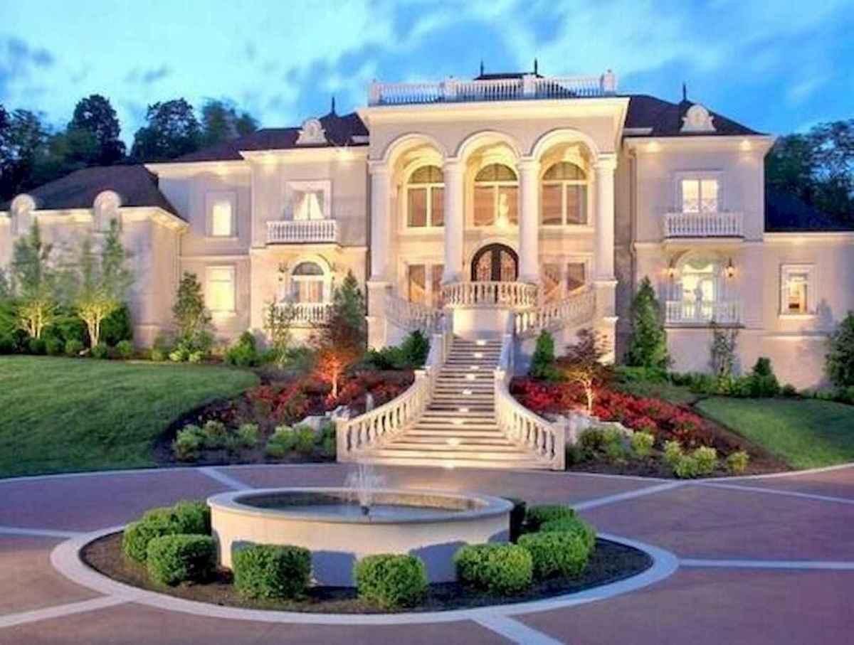 40 Stunning Mansions Luxury Exterior Design Ideas (3)