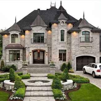 40 Stunning Mansions Luxury Exterior Design Ideas (37)
