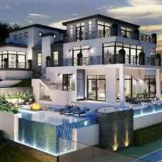 40 Stunning Mansions Luxury Exterior Design Ideas (43)