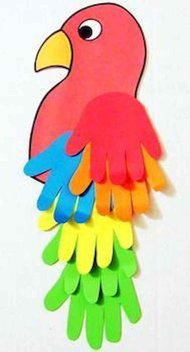 50 Awesome Spring Crafts for Kids Ideas (11)