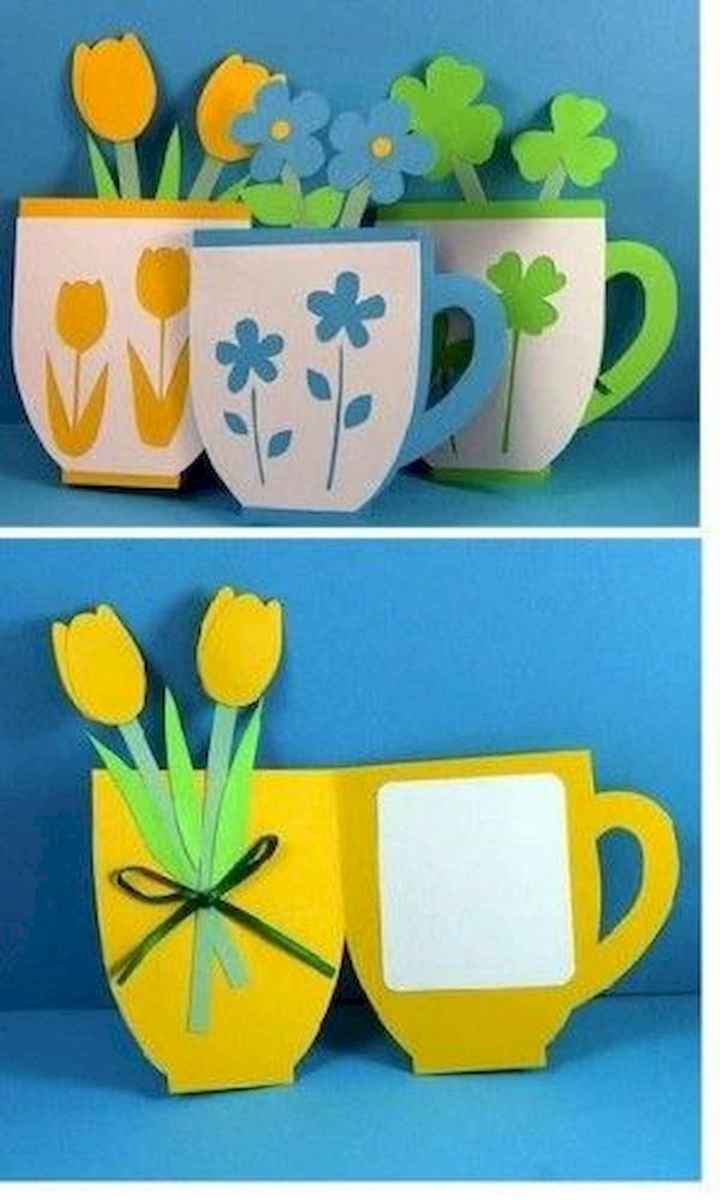 50 Awesome Spring Crafts for Kids Ideas (40)