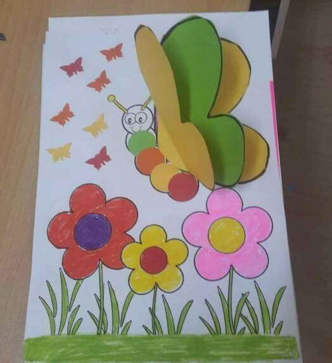 50 Awesome Spring Crafts for Kids Ideas (42)