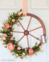 60 Favorite Spring Wreaths for Front Door Design Ideas And Decor (32)