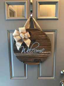 60 Favorite Spring Wreaths for Front Door Design Ideas And Decor (41)