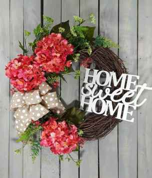 60 Favorite Spring Wreaths for Front Door Design Ideas And Decor (59)