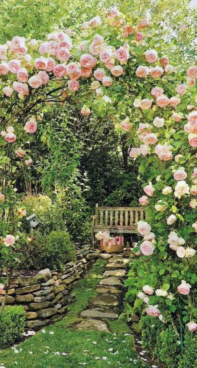 40 Awesome Secret Garden Design Ideas For Summer (17)