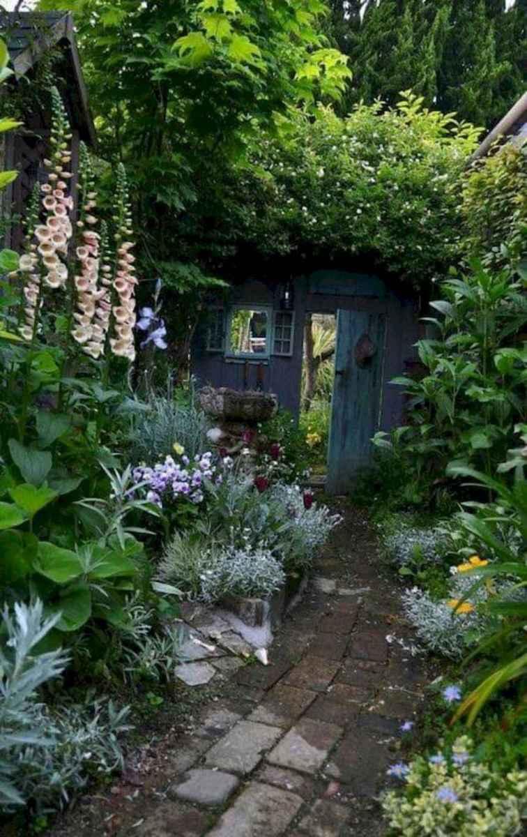 40 Awesome Secret Garden Design Ideas For Summer (21)