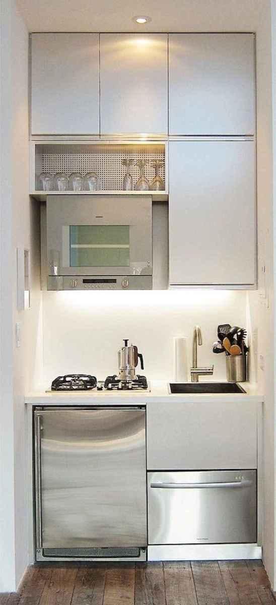 40+ Beautiful Studio Apartment Kitchen Decor Ideas And Remodel (19)