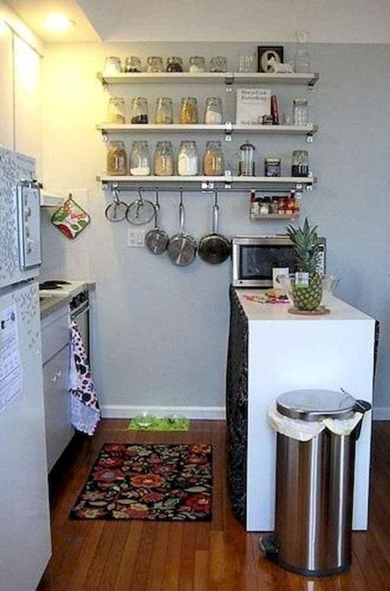 40+ Beautiful Studio Apartment Kitchen Decor Ideas And Remodel (24)