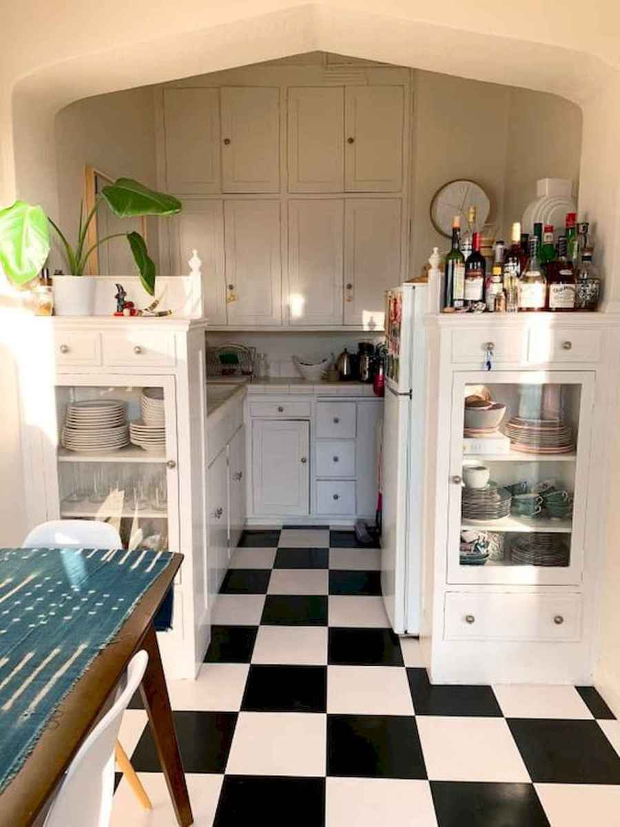 40+ Beautiful Studio Apartment Kitchen Decor Ideas And Remodel (30)