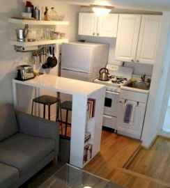 40+ Beautiful Studio Apartment Kitchen Decor Ideas And Remodel (31)