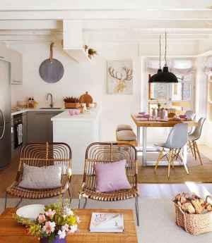 40+ Beautiful Studio Apartment Kitchen Decor Ideas And Remodel (7)