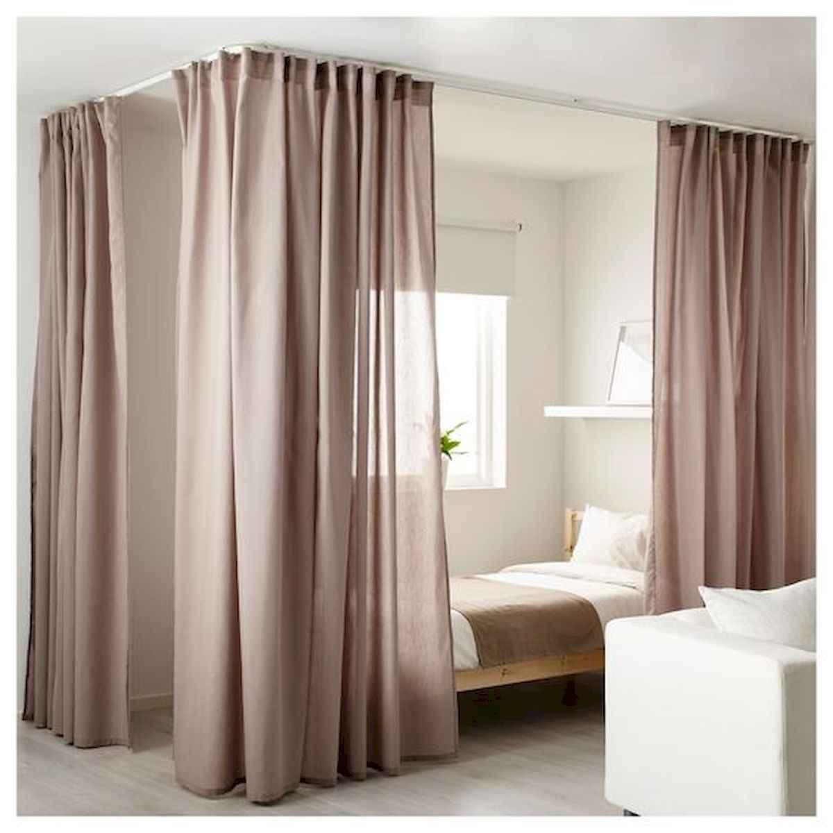 40 Favorite Studio Apartment Room Dividers Curtains Design Ideas and Decor (29)