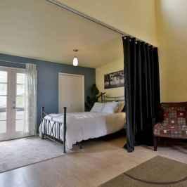 40 Favorite Studio Apartment Room Dividers Curtains Design Ideas and Decor (32)