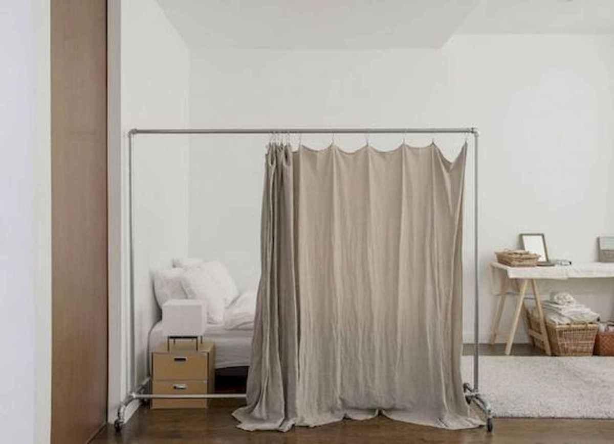 40 Favorite Studio Apartment Room Dividers Curtains Design Ideas and Decor (35)